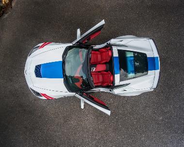 Cool Corvette
